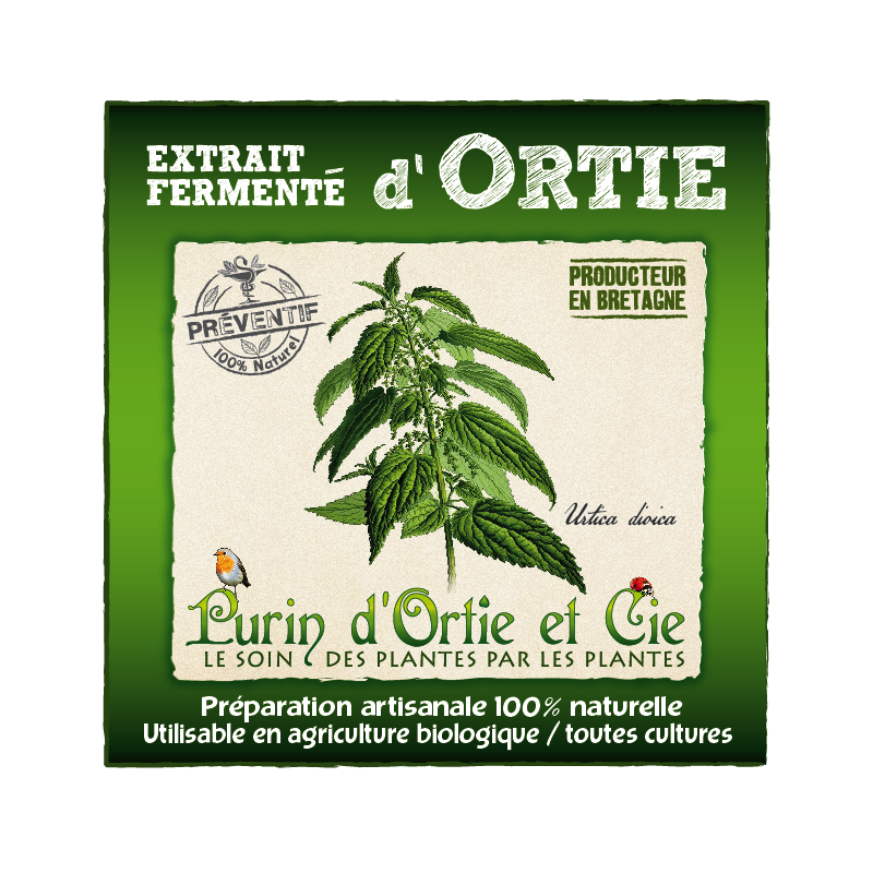 Purin d'ortie
